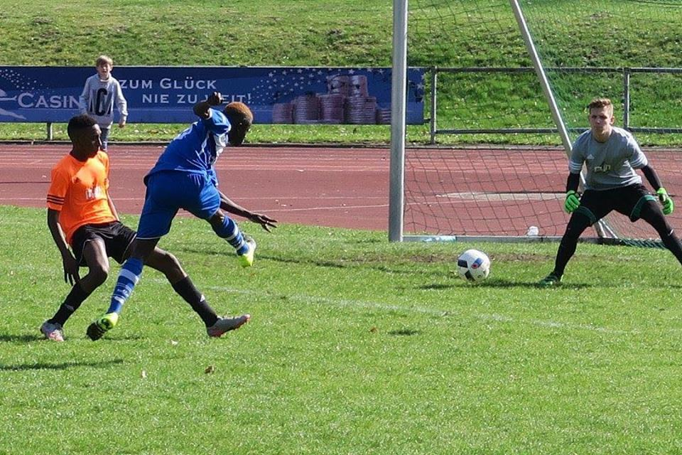 Derbysieg In Der Regionalliga Blumenthaler Sv