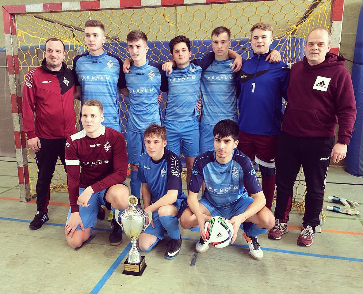 U17 Gewinnt Futsal Landesmeisterschaft Blumenthaler Sv