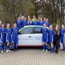 Sponsoring BSV-Damen Paritätische Pflegedienste Bremen