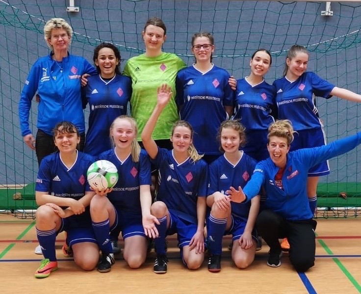 BSV-Damen 4. AOK Women's Cup 2020