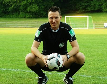 Sven Jablonski Bundesligaschiedsrichter