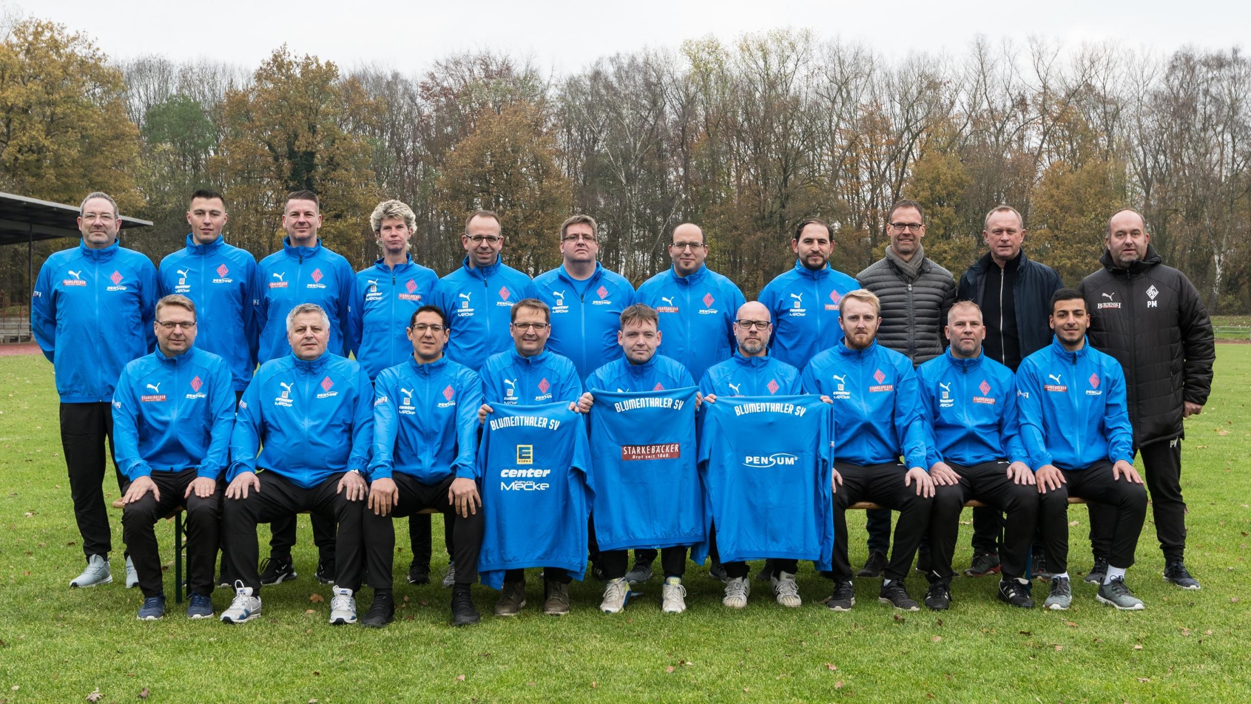 Alle BSV-TrainerInnen 2019-20