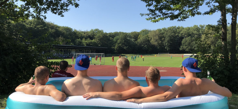 2. Herren Pool Burgwall-Stadion