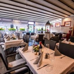Restaurant Sparta Lesum WIntergarten