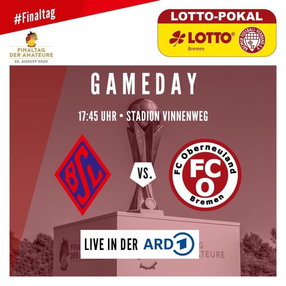 Bremer Finaltag der Amateure Blumenthalr SV vs. FC Oberneuland