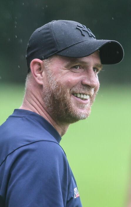 Steffen Dieckermann Trainer Blumenthaler SV