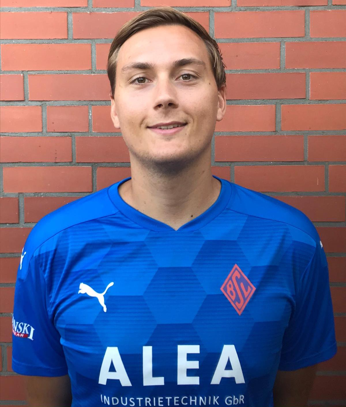 Kilian Lammers Blumenthaler SV Kapitän 1. Herren Bremen-Liga