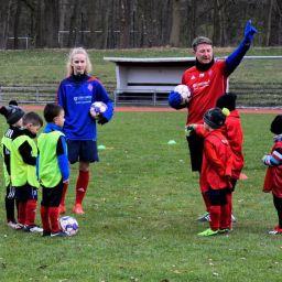 Training G-Jugend Blumenthaler SV 2020/21