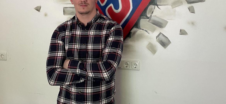 Niklas Ernst Trainer Blumenthaler SV U15-Regionalliga