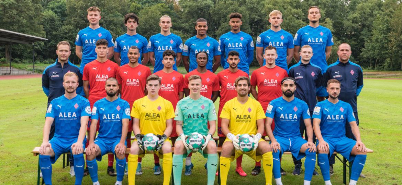 1. Herren Blumenthaler SV Bremen-Liga Saison 2021-22
